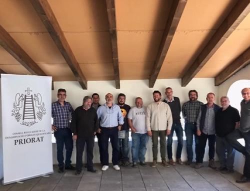Salustia Alvarez reelegido presidente del Consell Regulador de la Pequeña DOCa Priorat