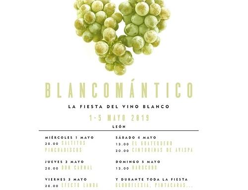 'Blancomántico' pone de moda el vino blanco de la DO León