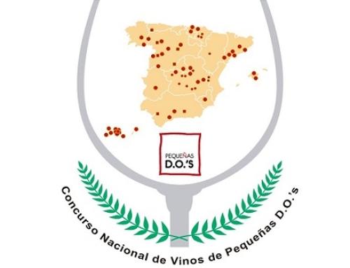 Medallero de la 3ª Edición del Concurso Nacional de Vinos de Pequeñas D.O.'s