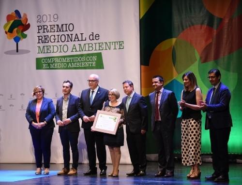 La Pequeña D.O. Uclés premiada por su compromiso medio ambiental