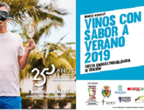 """Los vinos de la Pequeña DO La Palma se reúnen en la Fiesta """"Vinos con Sabor a Verano"""""""