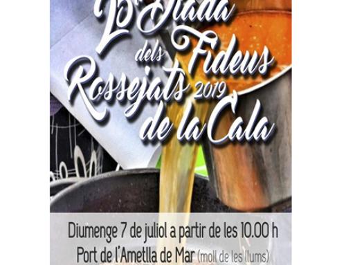 Los vinos de la Pequeña DO Terra Alta en la Fiesta de los Fideos Rossejats