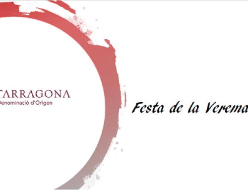 La Pequeña DO Taragona convoca a la prensa para informar sobre la vendimia 2019