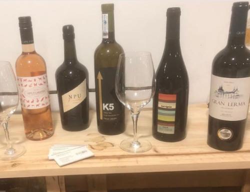 Dos de los vinos ganadores en la pasada edición del Concurso Pequeñas D.O.'s participan en la cena Verduarte del chef Nacho Gomara