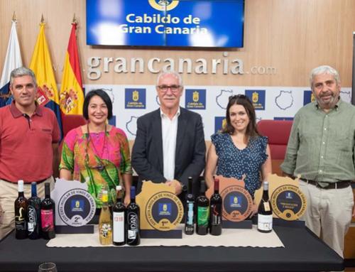 Los vinos de la Pequeña DO Gran Canaria reparten sus premios