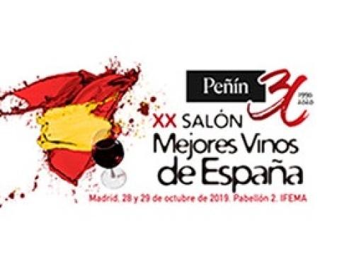 Más de 50 bodegas de 23 Pequeñas D.O.'s estarán entre hoy y mañana en el XX Salón Peñín de los Mejores Vinos de España en el Pabellón 2 de IFEMA