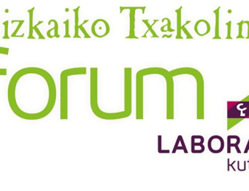 El pasado lunes 11 se celebró la cuarta edición del Forum Bizkaiko Txakolina / Laboral Kutxa