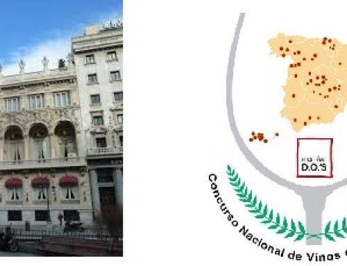 Esta noche el Casino de Madrid, acoge una cata con los vinos ganadores de la 3ª edición del Concurso Nacional de vinos de Pequeñas D.O.'s
