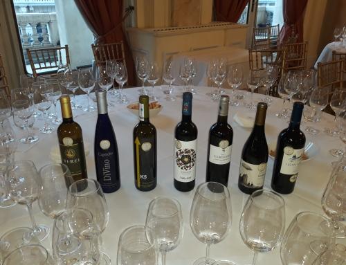 Los vinos ganadores de la 3ª edición del Concurso de Vinos de Pequeñas D.O.'s se presentan en el Casino de Madrid