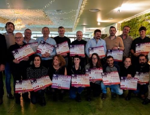 La Pequeña DO Ribeira Sacra celebra la Navidad y el éxito de sus Bodegas en la pasada edición de los Premios CERVIM