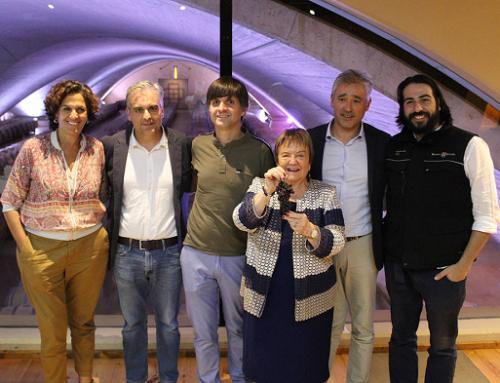 La Pequeña DO Pago de Otazu presentó el proyecto de recuperación de variedades autóctonas en la Cuenca de Pamplona