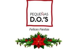 23-12-19 Logo Pequeñas D.O.'s Navidad 2019