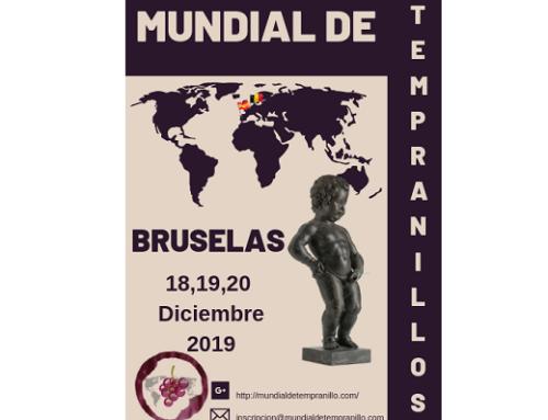 Tres vinos de nuestras Pequeñas D.O.'s premiados en el Mundial de Tempranillos de Bruselas