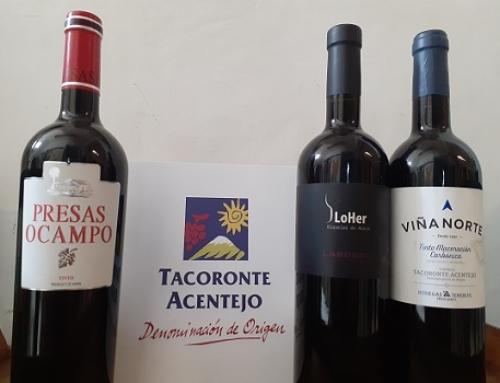 La Pequeña D.O. canaria Tacoronte Acentejo estará presente en la Barcelona Wine Week (BWW) entre el 3 y el 5 de febrero