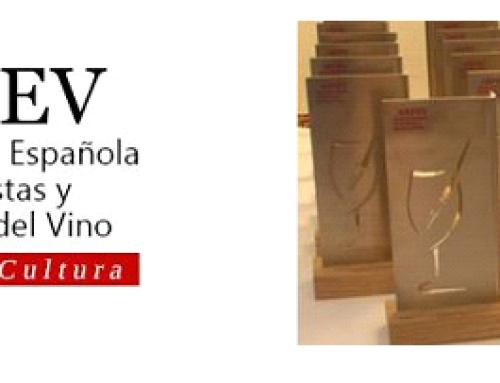 La AEPEV (Asociación Española de Periodistas y Escritores de Vino) elige dos vinos de nuestras Pequeñas D.O.'s entre los mejores vinos de España del 2019