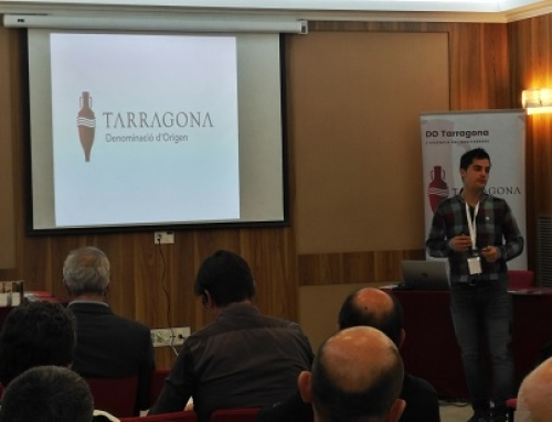 1ª Jornada Técnica de Innovación Vitivinícola de la Pequeña DO Tarragona celebrada en Valls