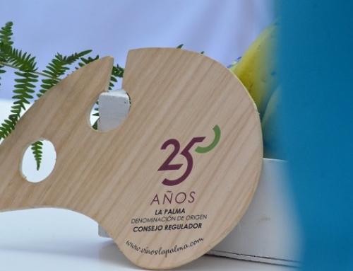 Programa de actividades de la Pequeña DO La Palma por su 25º aniversario