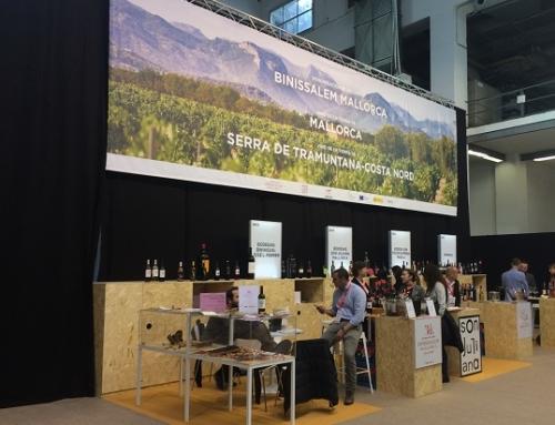 Primera Jornada en la Barcelona Wine Week (BWW) para la Pequeña DO Binissalem
