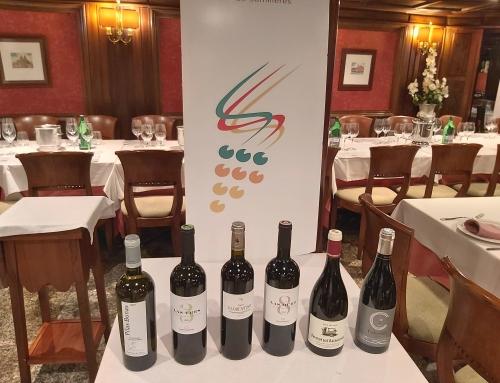 """Pequeñas D.O.'s presenta el concepto de """"Vino de Pago"""" en la Asociacion Salmantina de Sumillieres (ASUSAL)"""
