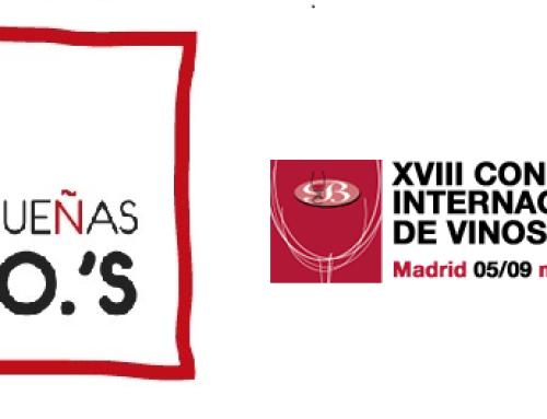 63 vinos de 24 Pequeñas D.O.s premiados en los Bacchus 2020