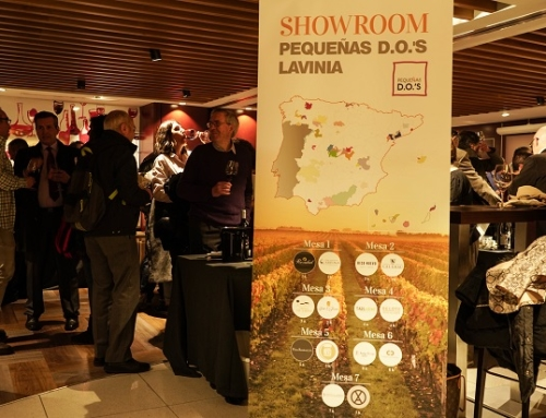 Gran éxito del Salón de Pequeñas D.O.'s en Lavinia