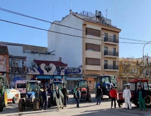 La Bodega Vega Tolosa de la Pequeña DO Manchuela ayuda en la desinfección contra el COVID 19