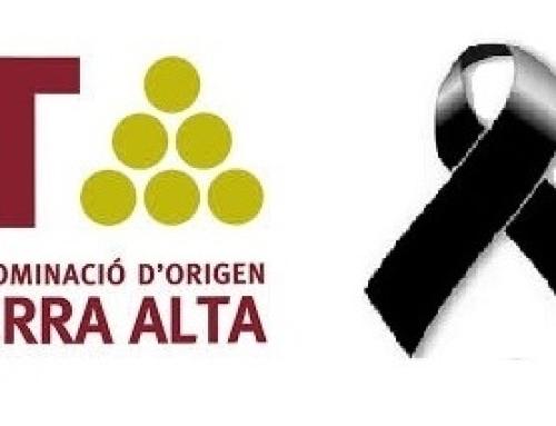 Dolor en la Pequeña DO Terra Alta por el fallecimiento de Miguel Angel Vaquero de la familia Celler Mariol