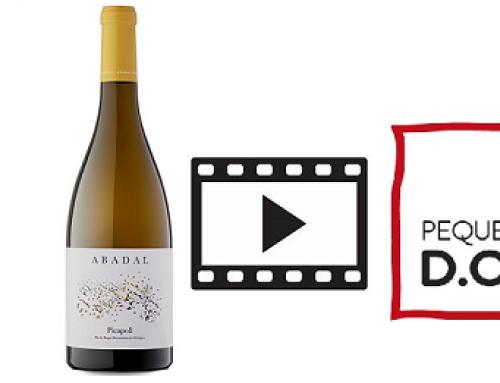La video cata de hoy es con un Picapoll 100% de Bodegas Abadal de la Pequeña DO Pla de Bages