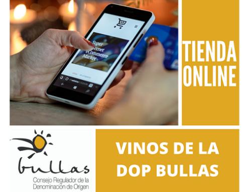 La Pequeña DO Bullas implanta un espacio en su Web para acceder a la oferta de vinos online de sus bodegas