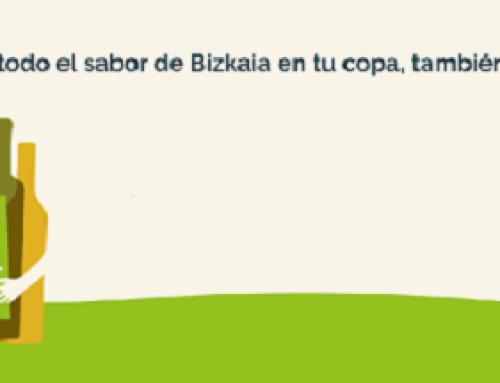 La Pequeña DO Txakoli de Bizkaia pone en marcha una campaña para incrementar el consumo de sus vinos