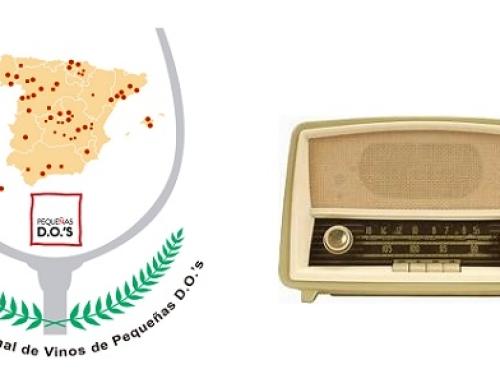 """El programa de radio """"La Hora Blanca"""" cata tres de los GRANDES OROS del Concurso de Vinos de Pequeñas D.O.'s"""