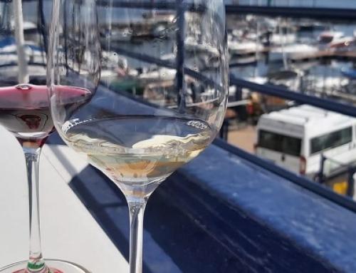 La Pequeña DO Monterrei presenta sus vinos en el Club Naútico de Vigo