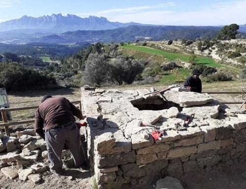 Abierto el plazo para la solicutd de ayudas para la renovación de las construcciones de Piedra Seca en la Pequeña D.O. pla de Bages