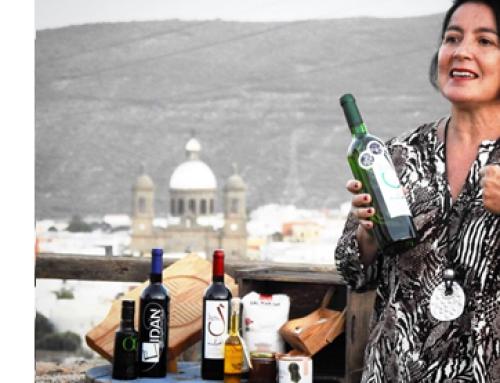 El Comité de cata de la Pequeña DO Gran Canaria, dirige la Cata en Femenino que se celebra por el Día de la Mujer Rural