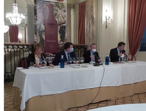 3 GRANDES OROS para vinos de nuestras Pequeñas D.O.'s en la 1ª edición del Concurso de Vinos del Casino de Madrid