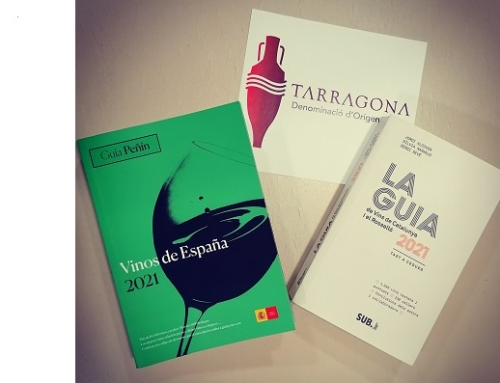 Los vinos elaborados con variedades autóctonas de la Pequeña DO Tarragona, obtienen excelentes valoraciones en las guías vinícolas nacionales