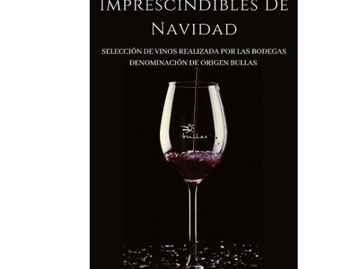"""Los """"imprescindibles"""" los vinos recomendados por la Pequeña DO Bullas para estas Navidades"""