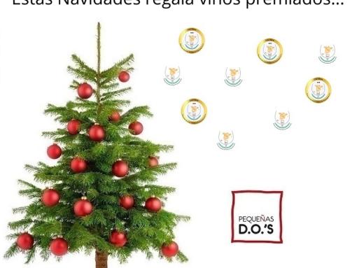 Desde Pequeñas D.O.'s les deseamos unas Felices Fiestas