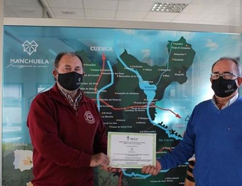 La Pequeña DO Manchuela apoya varias causas sociales, la lucha contra el cáncer y los bancos de alimentos de Cuenca y Albacete