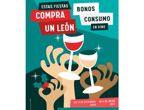 Entre el 4 y de diciembre y el 8 de enero la Pequeña DO León bonificará las compras de sus productos en vinotecas y Tiendas Gourmet