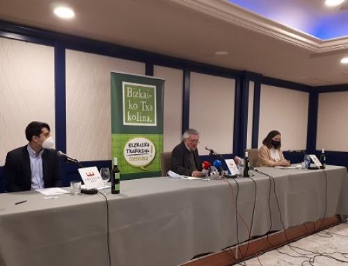 Preocupación en la Pequeña DO Txakoli de Bizkaia ante la situación provocada por la crisis del COVID 19