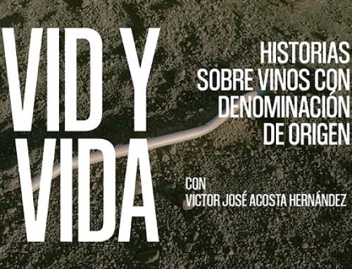 Nueva historia de la VID y la VIÑA de la Pequeña DO La Palma, hoy la historia de Victor un viticultor orgulloso de su pasado