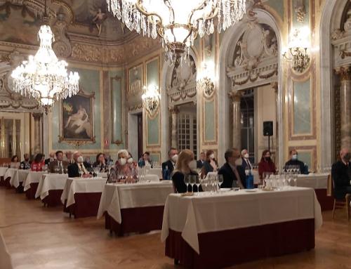 La Pequeña DO Monterrei presenta sus vinos en el Casino de Madrid