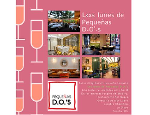 """El restaurante Atocha 107 acogerá el próximo lunes el primer """"Lunes de las Pequeñas D.O.'s"""""""
