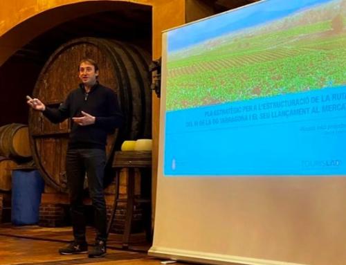 Continúan los trabajos para hacer posible la ruta del vino en la Pequeña DO Tarragona