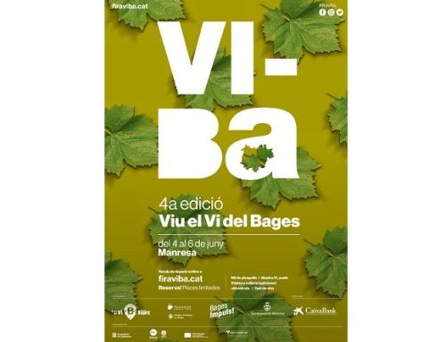 Del 4 al 6 de junio, vuelve la Viba y Vi_suals organizada por la Pequeña DO Pla del Bages
