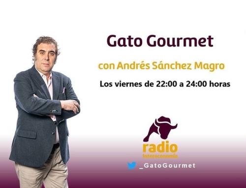 """Hoy el programa de radio """"El Gato Gourmet"""" presenta los Grandes OROS del Concurso de Pequeñas D.O.'s"""