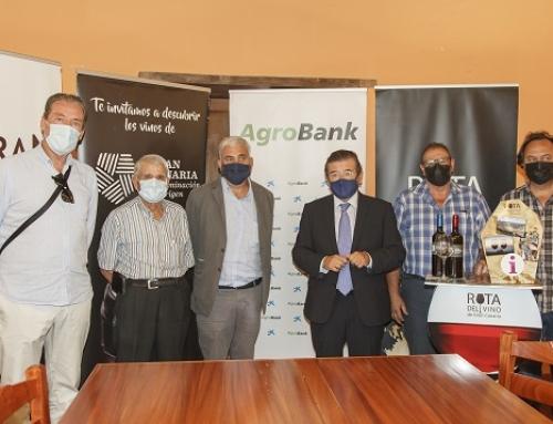 La Pequeña DO Gran Canaria firma un acuerdo de colaboración con Caixa Bank