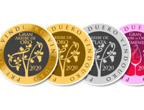Los vinos de nuestras Pequeñas D.O.'s reciben un total de 17 distinciones en los Premios VINDOURO
